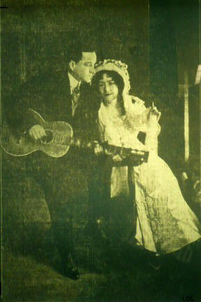 Dick Gardner and Anna Revere