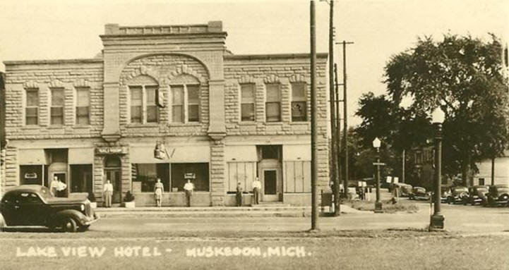 Muskegon County - History