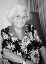 Mildred Millard at age 100